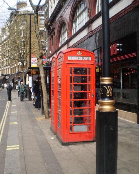 Londýn 2013